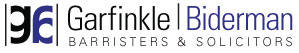 Garfinkle Bilderman Barristers & Solicitors logo.