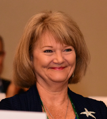 Jan Fields, Vice President of the National Customs Brokers & Forwarders Association of America.