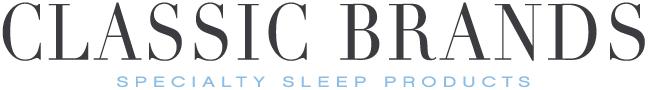 Classic Brands logo.