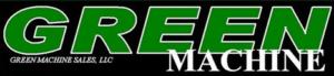 Green Machine logo.