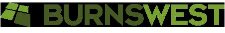 Burnswest logo.