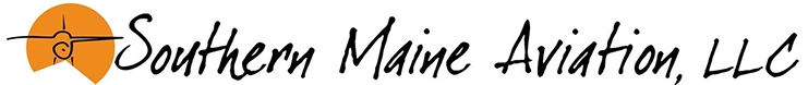 Southern Maine Aviations, LLC logo.