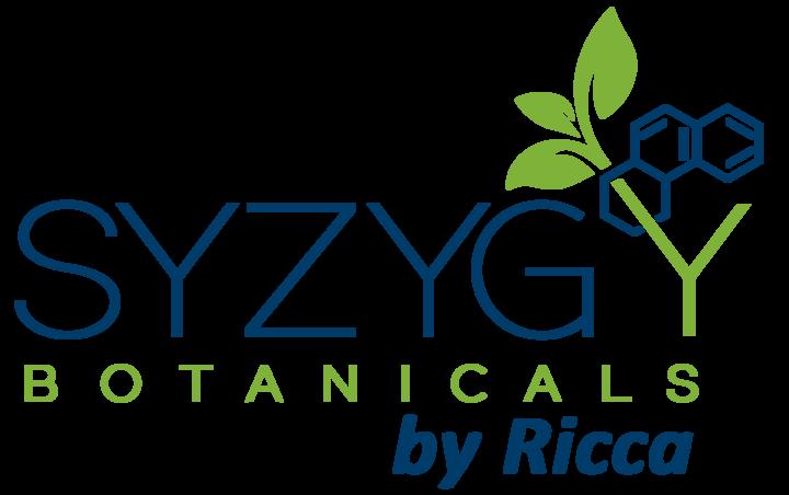 SYZYGY Botanicals by Ricca logo.