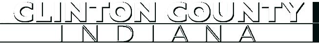 Clinton County, Indiana logo.