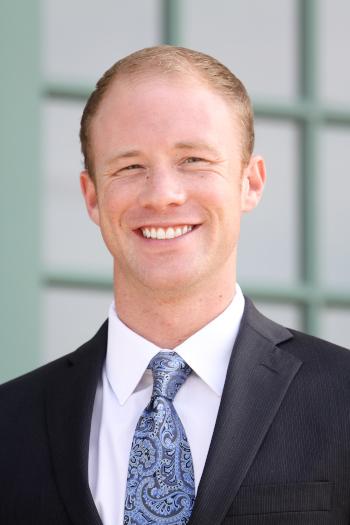 Chris McBarnes, Mayor for Frankfort, Indiana.