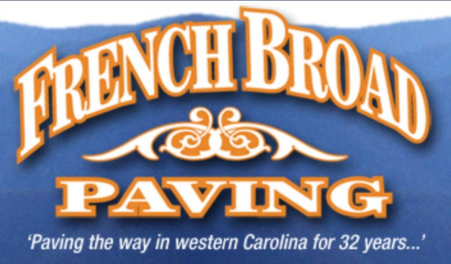 French Broad Paving logo.