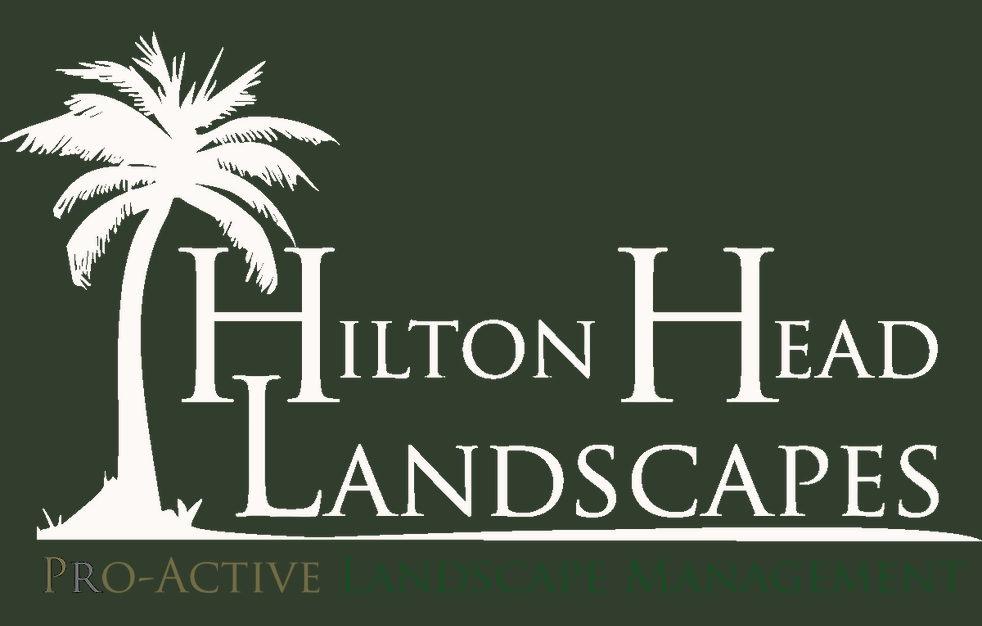 Hilton Head Landscapes logo.