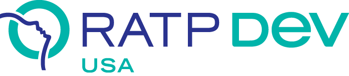 RATP Dev USA logo.
