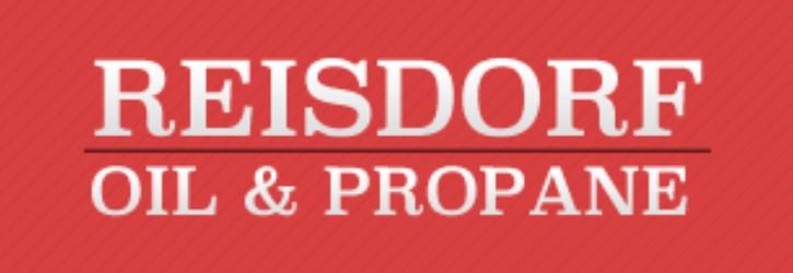 Reisdorf Oil & Propane logo.