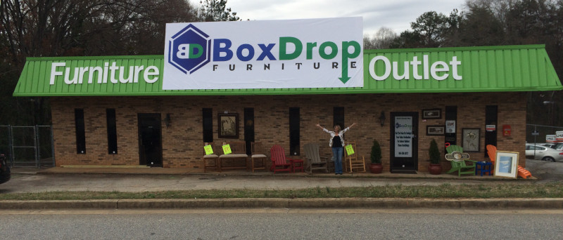 1st BoxDrop Store for Retail Service Systems Inc.