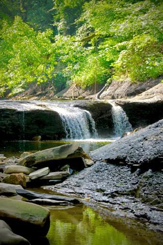 South Euclid Ohio river / stream.