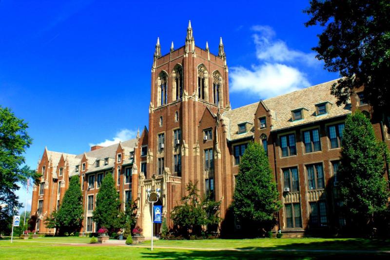 South Euclid Ohio Notre Dame College.