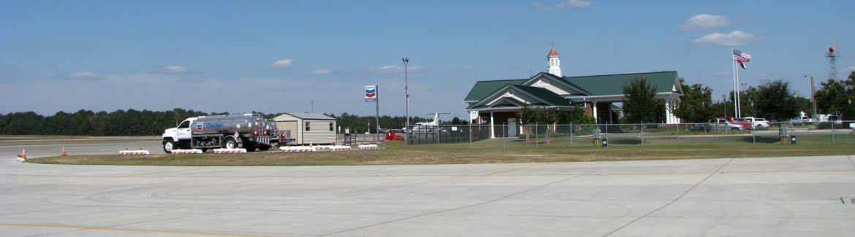 Thomasville Regional Airport.