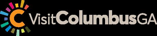 Visit Columbus GA logo.