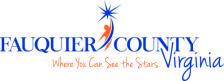 Fauquier County Department of Economic Development logo.