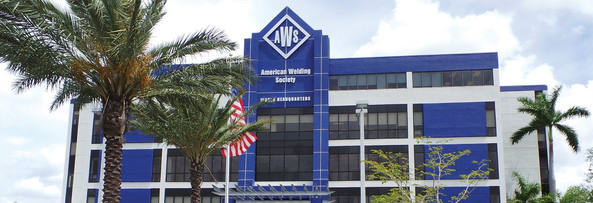 The American Welding Society Headquarters in Miami Florida.