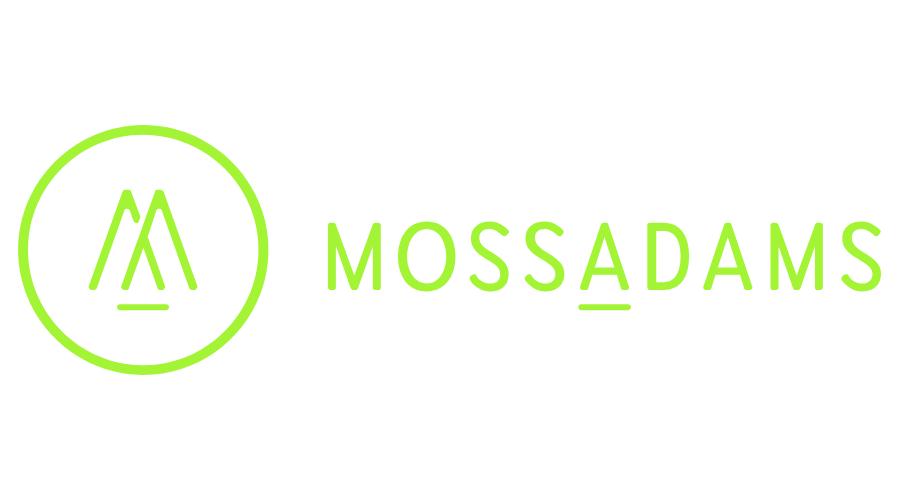 Moss Adams logo.