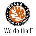 Rogue Klamath Transfer logo.