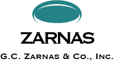 G.C. Zarnas & Co., Inc. logo.