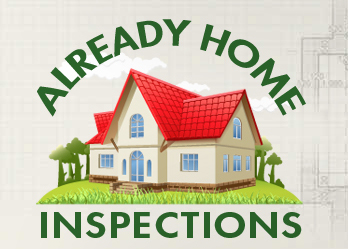 Already Home Inspections logo.