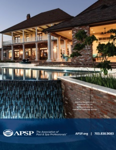 The Association of Pool and Spa Professionals brochure cover. Click to view.