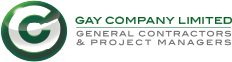 Gay Company Limited logo.