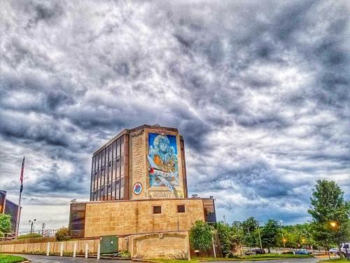 Millville, New Jersey City Hall.