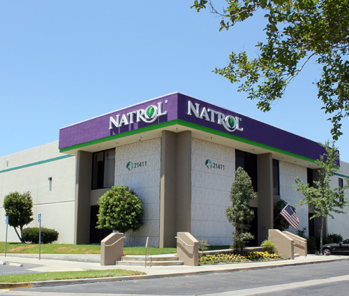 Natrol LLC building.