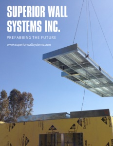 Superior Wall Systems brochure cover. Click to view.