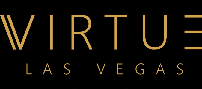 Virtue Las Vegas logo, click to view site.