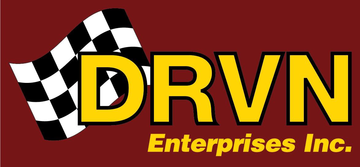 DRVN Enterprises Inc. logo.