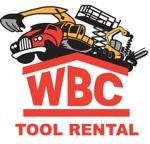 WBC Tool Rental logo.