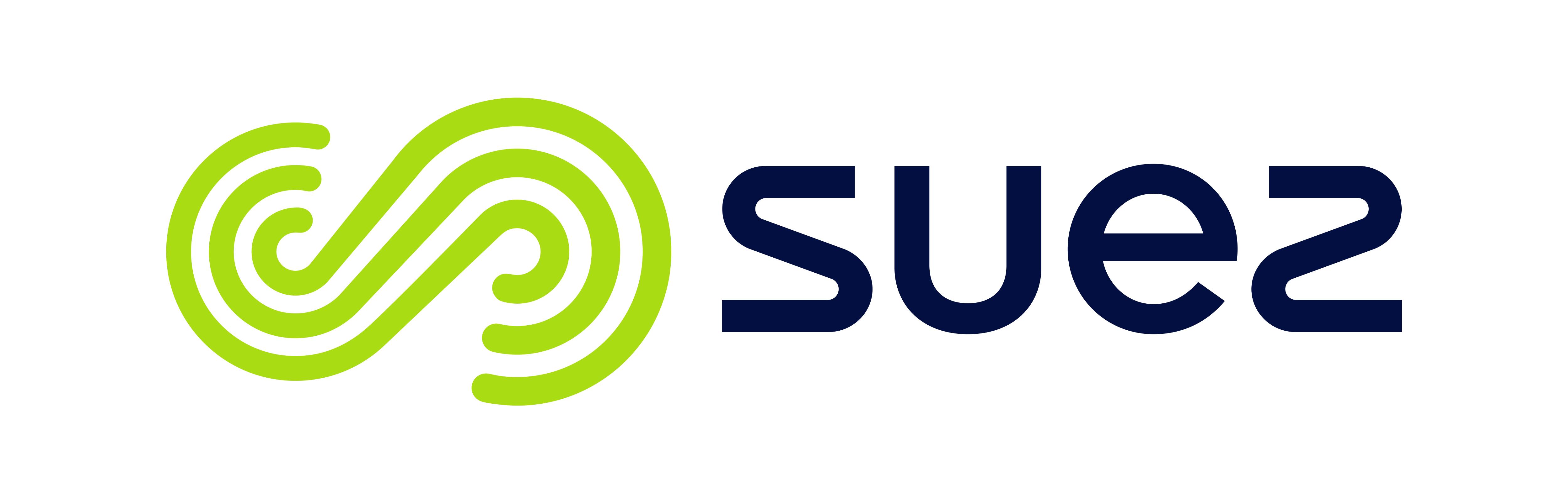 SUEZ logo.