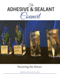 The Adhesive & Sealant Council brochure cover.