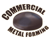 Commercial Metal Forming Logo.