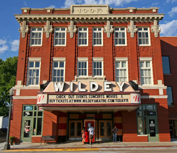 Edwardsville, Illinois Wildey Theatre.