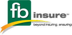 FB Insure logo.