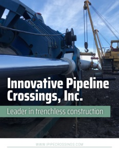 Innovative Pipeline Crossings