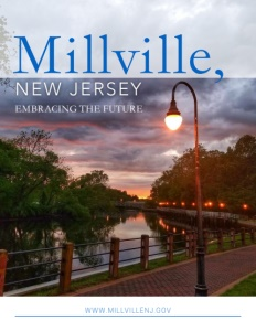 Millville, New Jersey brochure cover.