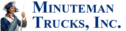 Minuteman Trucks, Inc. logo.