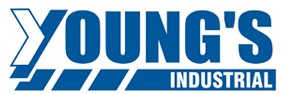 Young's Industrial logo.