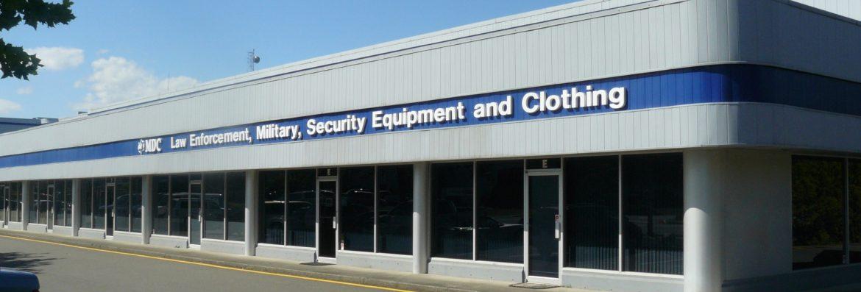 The MD Charlton Company Ltd. storefront.