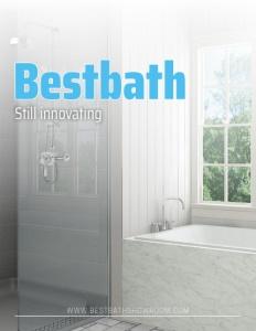 Bestbath brochure cover.