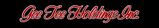 Gee Tee Holdings inc. logo.