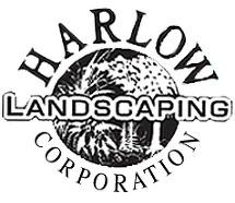 Harlow Landscaping logo.