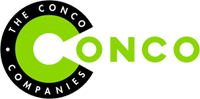 Conco Companies logo for Conco Aviation Center.