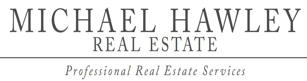 Michael Hawley Real Estate logo.