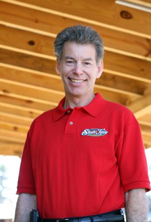 North Carolina State Fair General Manager Kent Yelverton.