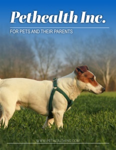 Pethealth brochure cover, click to view.