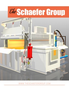 The Schaefer Group brochure cover.